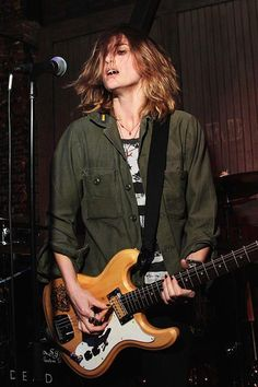 Emily Armstrong from Dead Sara...who I LOVE LOVE LOVE!