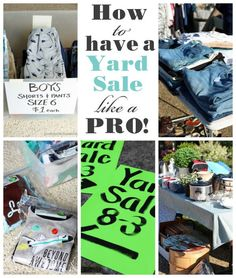 How to have a Yard S