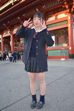 Cute School Uniforms, Kids Uniforms, School Uniform Fashion, High School Outfits, School Uniform Girls, High School Girls, Japanese High School, Japanese School Uniform, Cute Japanese