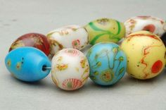 Vintage / antique Chinese trade beads.