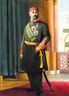[Ottoman Empire] Sultan Abdulaziz (Reign 1861-1876) | par OTTOMAN IMPERIAL ARCHIVES Sultan Ottoman, Turkish People, The Turk, Falling Kingdoms, Recent Events, Ottoman Empire, Prince And Princess, Historical Clothing, Fashion Games