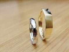 material:pt/k18yg wide:3mm/5mm option:birthstone http://www.yubiwatsukuru.com/