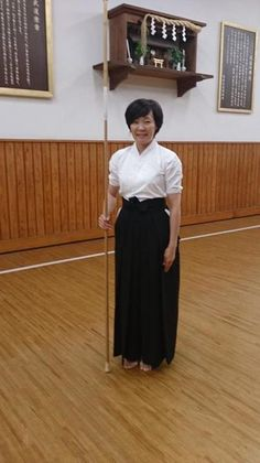 naginata.- the uniform