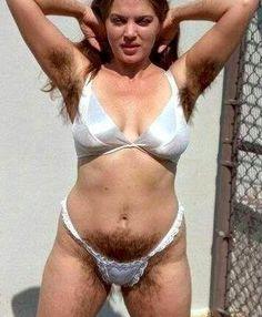 Hairy Asses Women 52