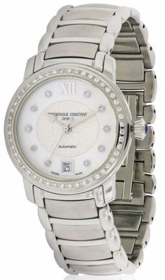 Frederique Constant Stainless Steel Ladies Watch FC-303WHD2PD6B
