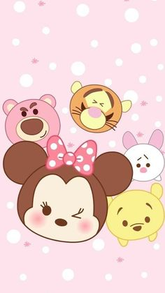 1663 best mickey / minnie mouse images in 2019 Tsum Tsum Wallpaper, Sanrio Wallpaper, Disney Phone Wallpaper, Kawaii Wallpaper, Wallpaper Iphone Cute, Mickey Minnie Mouse, Disney Mickey, Disney Art, Kawaii Disney