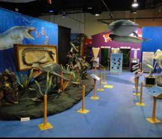 Adventure Aquarium - Dinosaurs of the Deep