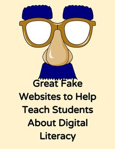 An internet search might be a good place to start to find out about something, but we shouldn't just trust the first website result we find. This is especially true when using the internet for research with students. How can we teach them digital literacy