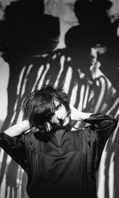 """Siouxsie Sioux - Filming """"The Killing Jar"""""""