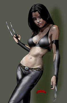 X-23 by Dan Demille