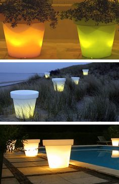 @Meg Guard ~ Bloom light pot cool for around your pool :-)