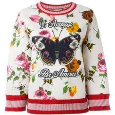 Gucci Cotton Fleece