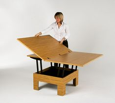 if we look hard enough (& maybe spend a bit of cash) we can find an uber cool and multifuntional table?!