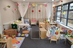 in home daycare ideas for setup - Google Search