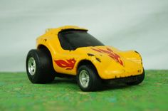 Tonka  Race Car by TheVintageTrekker on Etsy