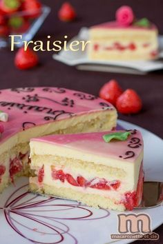 A delicious collection of the most POPULAR Easter desserts - from cakes to pies to cheesecake to cookies, these tasty treats will be an amazing addition to your Easter dinner. Fun Baking Recipes, Pastry Recipes, Cake Recipes, Dessert Recipes, Desserts With Biscuits, Bon Dessert, Beautiful Desserts, French Desserts, French Pastries