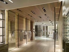 Retail Design | Store Interior | Shop Design | Store Design | Max Mara flagship store by Duccio Grassi Architects, Hong Kong