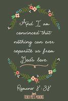 Beautiful free Scripture printables!