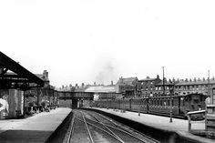 seacombe train station , just by were the ferry terminal is now Liverpool History, Disused Stations, New Brighton, Southport, Railroad Tracks, Abandoned, Street View, Building, Train Stations