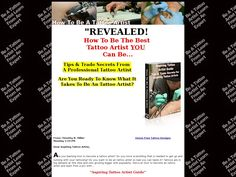 Try How To Be A Tattoo Artist Now- http://www.vnulab.be/lab-review/how-to-be-a-tattoo-artist