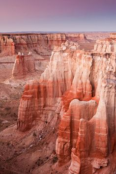 Coalmine Canyon, Arizona