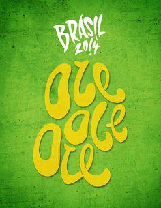 Brasil 2014 World Cup Havaianas by Keith Vlahakis