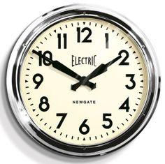 Giant Electric Wall Clock - Clocks - Home Accents - Home Decor | HomeDecorators.com