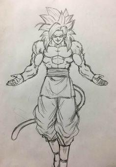 Goku Drawing, Ball Drawing, Naruto Sketch, Anime Sketch, Super Manga, Anime Character Drawing, Anime Drawings Sketches, Dragon Art, Animes Wallpapers
