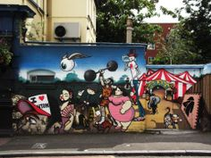 #Brighton Hobgoblin #streetart