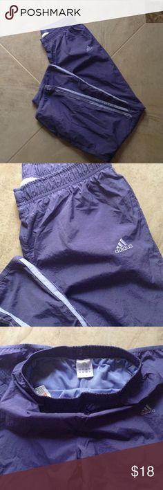 Adidas pants Adidas pants shell 100%nylon,upper lining,100%polyester, Adidas Pants