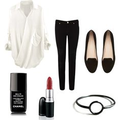 "Style: Minimal + Classic: ""MANHATTAN"" by lucia-mouet on Polyvore"
