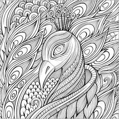 Princess Coloring Sheets For Adults - Bibaxu. Peacock Coloring Pages, Free Adult Coloring Pages, Coloring Pages For Boys, Mandala Coloring, Colouring Pages, Printable Coloring Pages, Coloring Books, Free Coloring, Princess Coloring Sheets