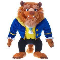 Free Shipping. Buy Disney Princess Beauty and the Beast Beast Plush [2016] at Walmart.com