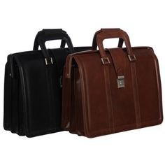 @Overstock - Handsome briefcase features top grain leather construction  Luggage is perfect for the on-the-go business person  Business case features elegant nickel hardware  Features attractive clasp and combination lock closurehttp://www.overstock.com/Luggage-Bags/Amerileather-Litigator-Leather-Executive-Briefcase/2669841/product.html?CID=214117 $99.99