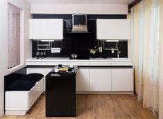 Виды кухни трансформера - Мебель трансформер