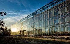Université de Bordeaux – Opération Campus. Martin Duplantier Architectes Photo credit : Arthur Péquin