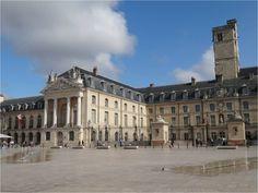 Palais des Ducs de Bourgogne, Dijon Ville France, Louvre, Building, Travel, Beautiful Places, Owls, Children, Viajes, Buildings