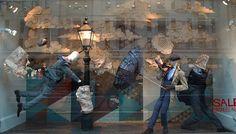 30+ winning retail window displays: visual merchandising at its best!