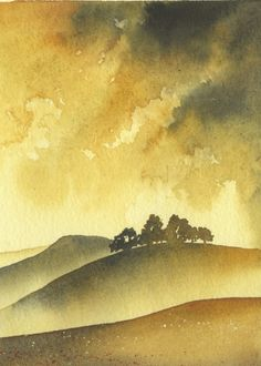 Ian Scott Massie - Looking to Cracoe Fell - Part of our 'the sun also rises' exhibition March 24th to May 1st