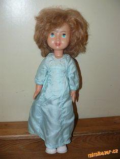 Stará retro panenka velká