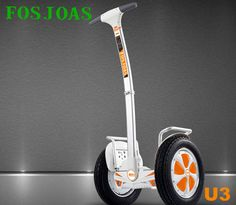 Enjoy the Unique Winter Beauty with Fosjoas U3 Smart Standing Electric Scooter
