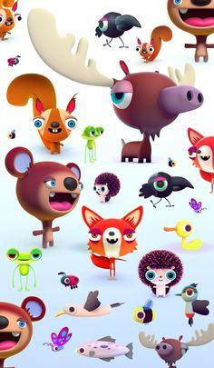 poked studio | illustrators | jelly illustration | jelly