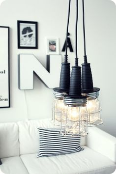 25 DIY Chandelier Ideas | Make It and Love It