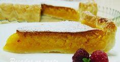 A receita mais fácil da famosa tarte de feijão, que todo o apreciador de doces vai adorar.