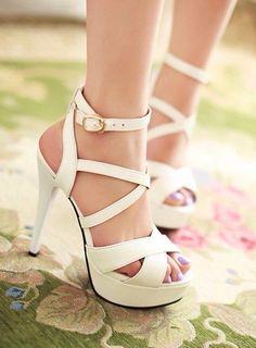 5d202c87e ابيض Sapatos Sociais, Tipos De Sapatos, Shoes Calçados, Sapatos De Noiva,  Sapatos