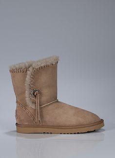 Trishka Short Boot with Tassel.