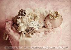 a11fc1c6e Embarazo maternidad crema VINTAGE foto Prop Couture Baby marco Embarazo