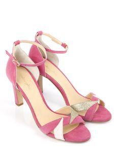Sandale à talon VELOSO Rose - Sandale à talon - CHAUSSURES FEMME - FEMME