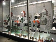 take christmas home, pinned by Ton van der Veer