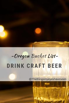 Are you planning a trip to Oregon? Here you can see the bucket list items that I put together for your travels and WHY you should consider them. State Of Oregon, Oregon Coast, Oregon Dunes, Painted Hills, Crater Lake National Park, Willamette Valley, Oregon Travel, Craft Beer